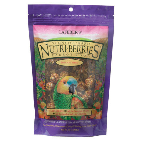 Lafeber's Nutri-Berries Food for Medium to Large Birds