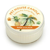 Pina Colada Mini Pet House Candle