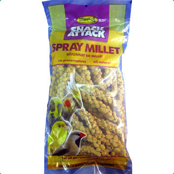 Snack Attack Natural Spray Millet