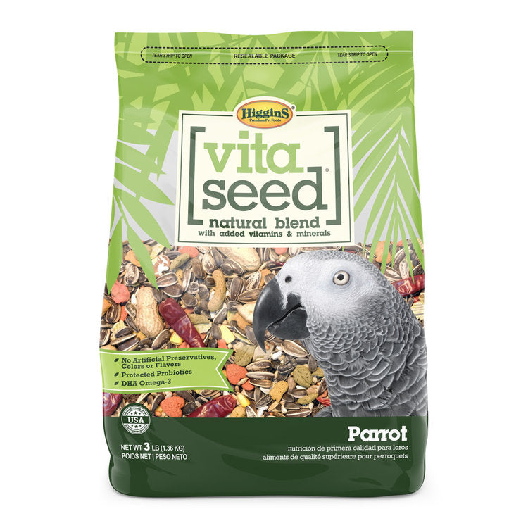 Vita Parrot Seed With Sunflower