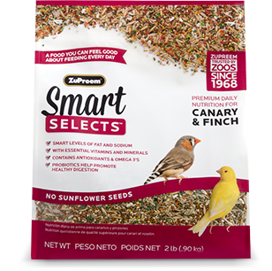 Smart Selects Canary and Finch