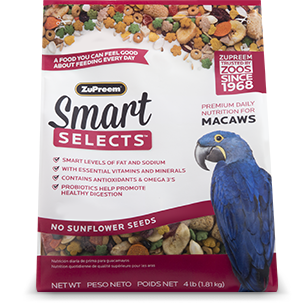 Smart Selects for Macaws