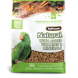 Zupreem Natural Pellets for Medium to Large Birds
