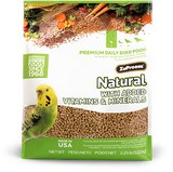 Zupreem Natural Pellets for Small Birds