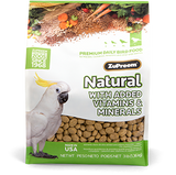 Zupreem Natural Pellets for Large Birds