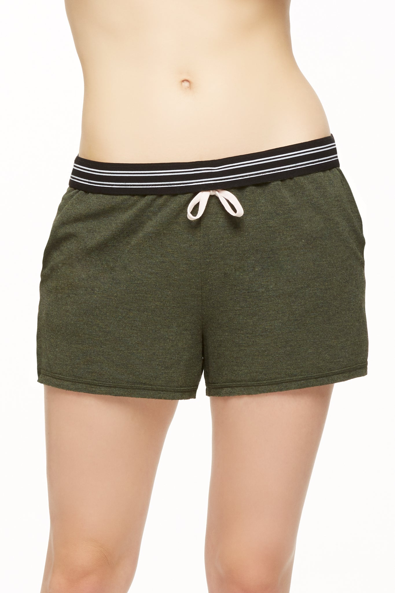 West Coast Vibes Cozy Short With Raw Edge
