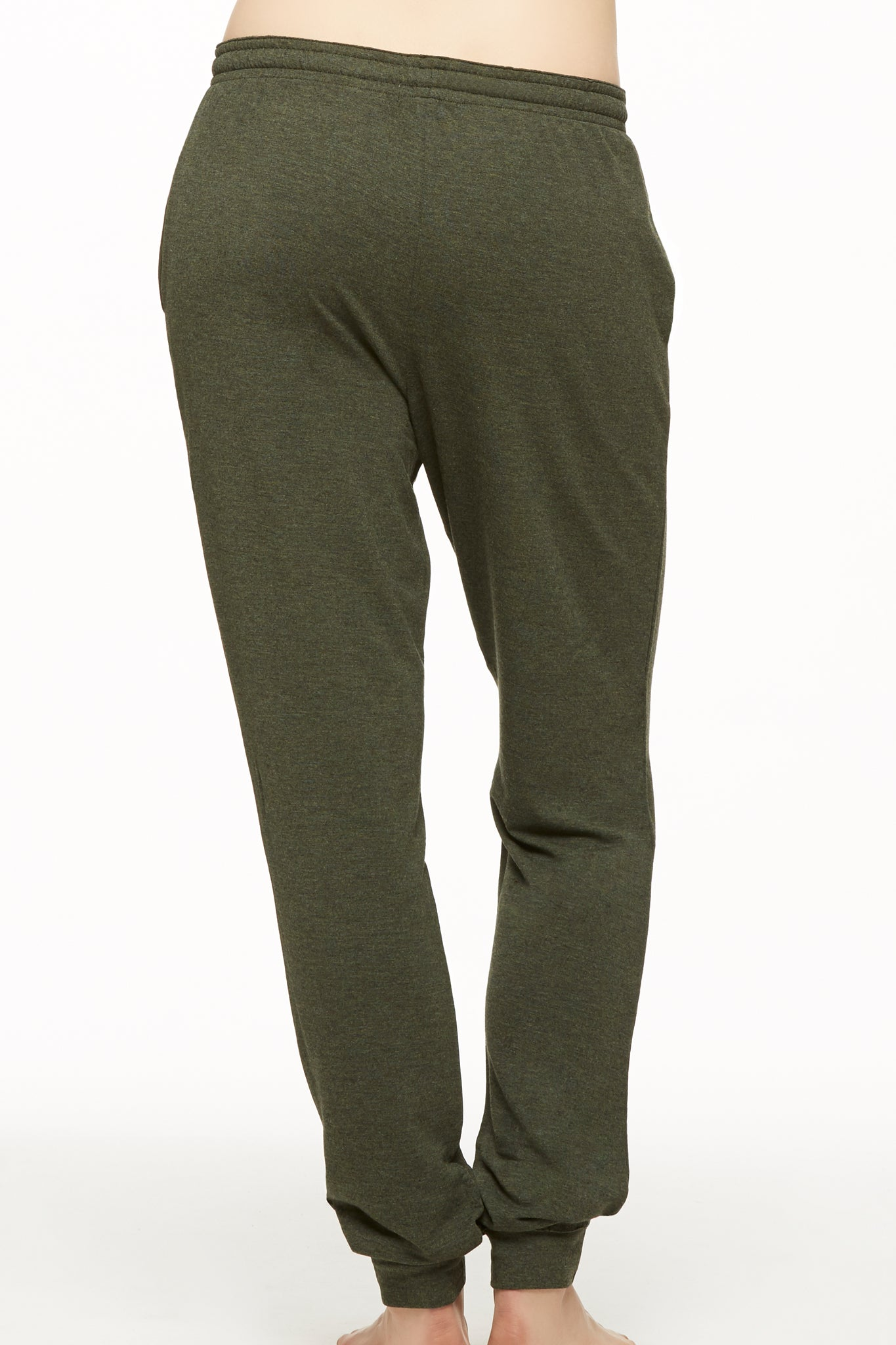 West Coast Jogger Pant With Raw Edge
