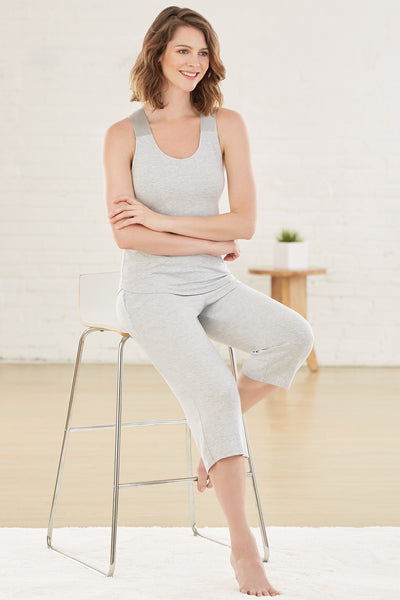 Urban Escape Cami & Cropped Pant Set