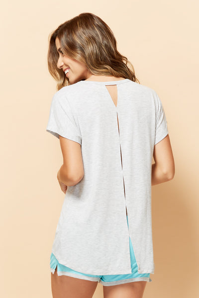 Loose Fit Dolman Sleeve Top