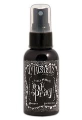 Dylusions Ink Spray - Black Marble