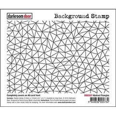 Background Stamp - Abstract Triangles