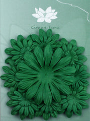 Petals Mixed Xmas Green