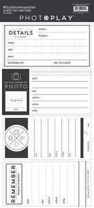 Photo Play Everyday Matters Sticker Sheet - Shop and Crop Scrapbooking