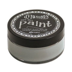 Dylusions Paint - Slate Grey