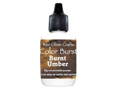 Color Burst - Burnt Umber - Shop and Crop Scrapbooking