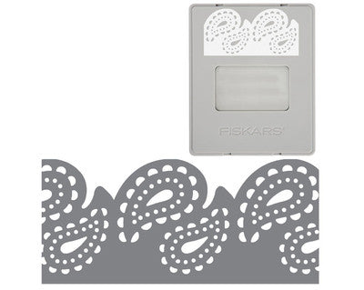 Fiskars® AdvantEdge™ Punch System Cartridge - Paisley - Shop and Crop Scrapbooking