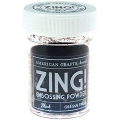 Zing Embossing Poder - Opaque Finish