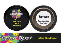 Colour Mica Powder - Espresso