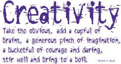 Creativity Cling Stamp