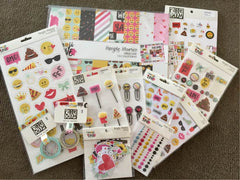 Simple Stories Emoji Love Collection Bundle