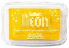 Radiant Neon-Electric Yellow