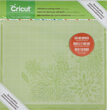 Cricut Mat Everyday 12x12 Cutting Mat - Shop and Crop Scrapbooking
