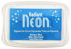Radiant Neon-Electric Blue