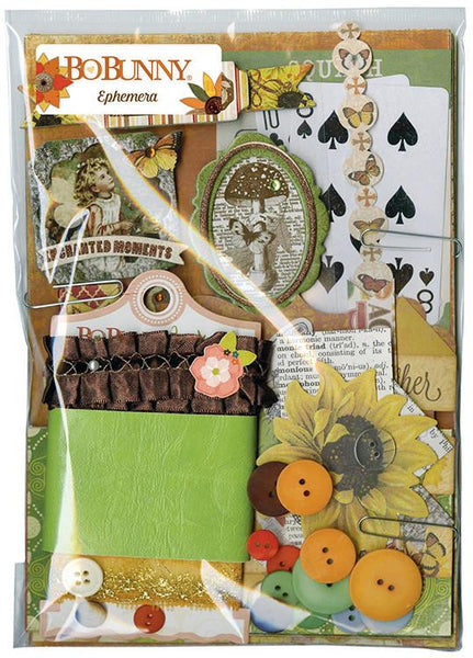 BoBunny - Farmers Market Collection - Ephemera - Shop and Crop Scrapbooking