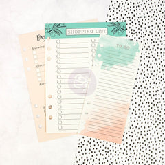 My Prima Planner Embellishments - Dry Erase Boards - Colorful
