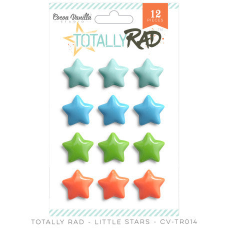 Totally Rad Little Stars - Shop and Crop Scrapbooking