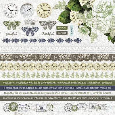 Provincial Sticker Sheet - SS299 - Shop and Crop Scrapbooking