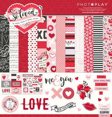 Photo Play So Loved Collection Kit