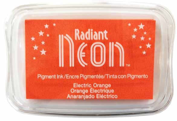 Radiant Neon-Electric Orange - Shop and Crop Scrapbooking
