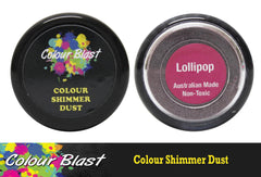 Colour Shimmer Dust - Lollipop