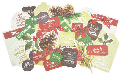 Kaisercraft Collectables Christmas Basecoat - Shop and Crop Scrapbooking