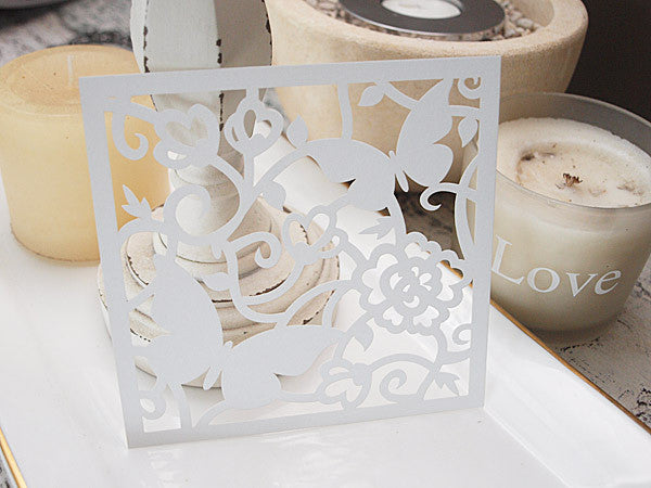 Feature frames BOTANICAL WHITE - Shop and Crop Scrapbooking