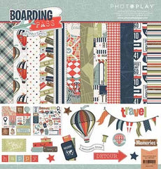 Photo Play -Boarding Pass Collection Pack