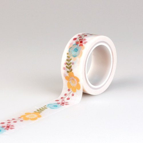 Echo Park - The Story of Our Family Collection - Decorative Tape - Floral - Shop and Crop Scrapbooking