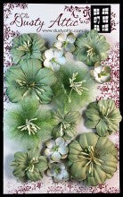 Dusty In Bloom - Grassy Knoll - Shop and Crop Scrapbooking