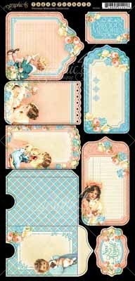 Precious Memories-Precious Memories Tags & Pockets - Shop and Crop Scrapbooking