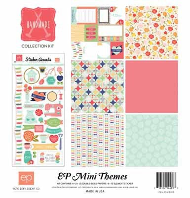 Handmade Collection Kit - Shop and Crop Scrapbooking