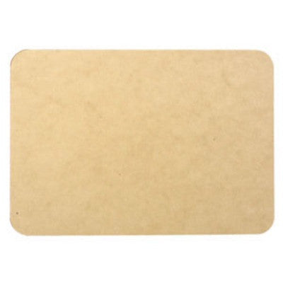 Budget Rectangle Placemat  W161