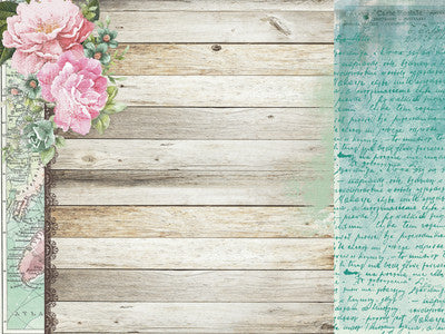 Oh So Lovely - Woman - Shop and Crop Scrapbooking