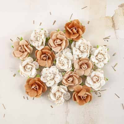 Prima Flowers-Melbourne - Outback - Shop and Crop Scrapbooking