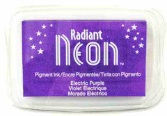 Radiant Neon-Electric Purple