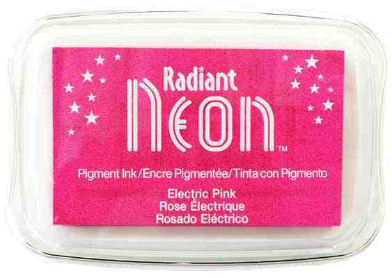 Radiant Neon-Electric Pink - Shop and Crop Scrapbooking