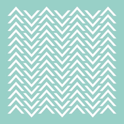 "12x12"" Template - Chevron - Shop and Crop Scrapbooking"