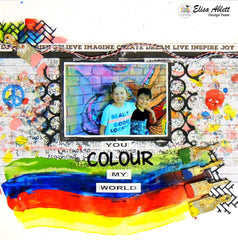 June 2017 Mixed Media Mania Kit - One Off Purchase