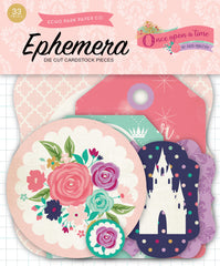 Echo Park Once Upon A Time Princess Ephemera