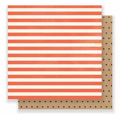 "Crate Paper Cool Kid - Handsome 12""X12"" Pattern Paper"